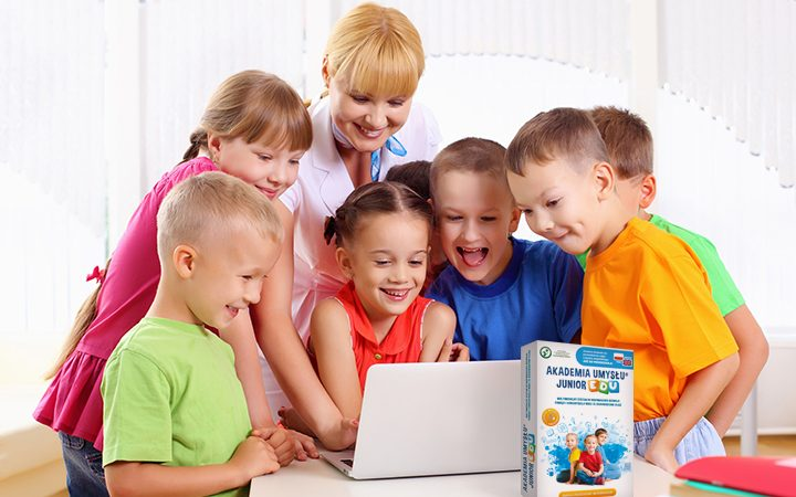 Gry edukacyjne pomogą zmotywować dzieci do nauki