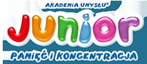 Edukacyjne gry dla dzieci Akademia Umysłu JUNIOR sprawiają, że polepsza się pamięć i koncentracja uwagi. To wyjątkowa i inteligentna nagroda dla ucznia klas 0 i 1-3 oraz prezent dla dziecka na każdą okazję