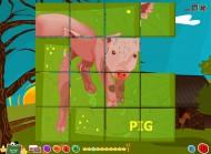 Gra dla dzieci: Zwierzęta sprawi, że nie wystąpią problemy z koncentracją. To łatwe zapamiętywanie słówek angielskich. Polecane prezenty dla dzieci