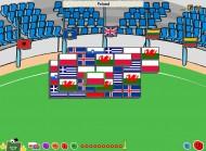 Gra edukacyjna: Flagi wyeliminuje problemy z koncentracją. To zabawa łatwe zapamiętywanie i nauka angielskiego. Super prezent dla dziecka