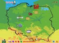 Programy edukacyjne: Mapa są odpowiednie dla dzieci mających problemy z pamięcią i koncentracją. To rozrywka zapewniająca łatwe zapamiętywanie