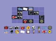 Trenuj swoją pamięć i koncentrację z programami edukacyjnymi Akademii Umysłu Pamięć 1 - Uzupełnij obrazki