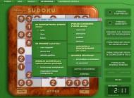 Plansza z ustawieniami gry dla dzieci Sudoku, która zapewnia skuteczny trening pamięci i koncentracji. Te gry logiczne to wartościowe prezenty dla dzieci