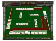 Przykład planszy gry dla dzieci Mahjong. To rozwój koncentracji i pamięci oraz refleksu i spostrzegawczości. Wyborne prezenty dla dzieci