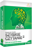 Szybkie czytanie 2 - gry edukacyjne dla dzieci i młodzieży, dzięki którym można ekspresowo zapoznać się z dużą ilością informacji