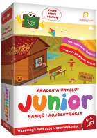 Akademia Umysłu JUNIOR Jesień - rozrywka i nauka w jednym. Te programy i gry edukacyjne to nietuzinkowe prezenty dla dzieci